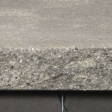 Architectural Cap Shale Grey colour option