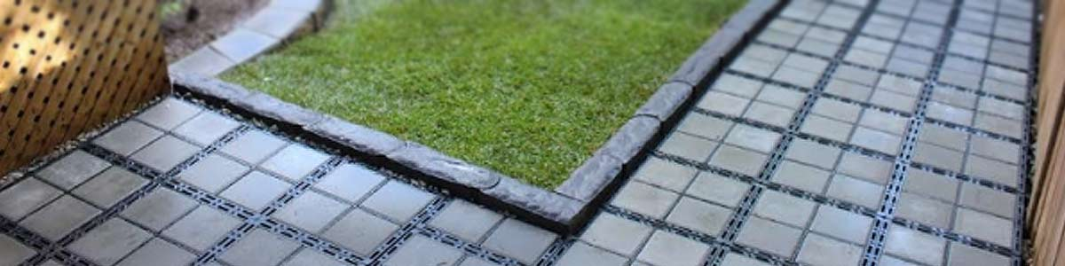 Ecoraster Permeable Grid section banner