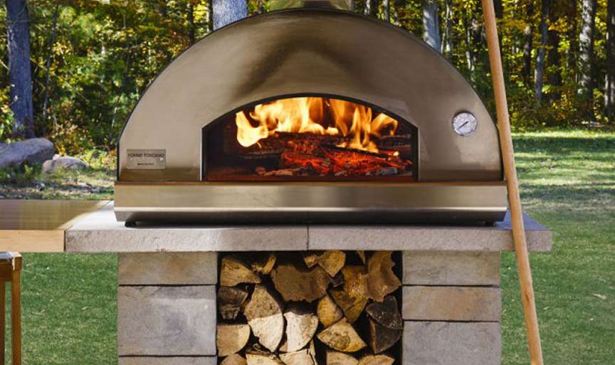 Brandon Pizza Oven