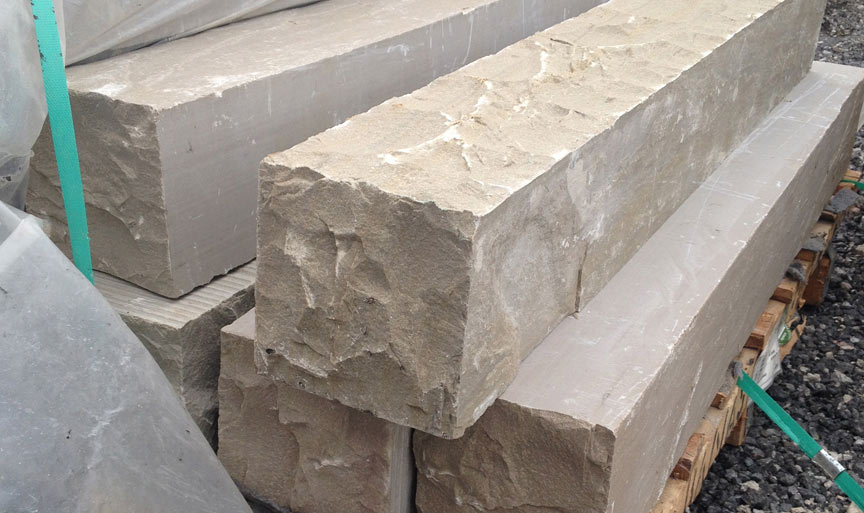 Imported Natural Stone Curbing