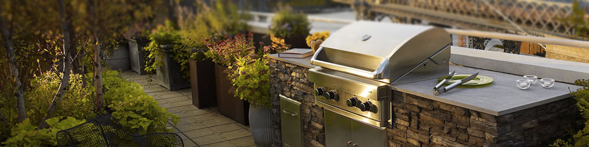 Eldorado Outdoor Kitchens section banner