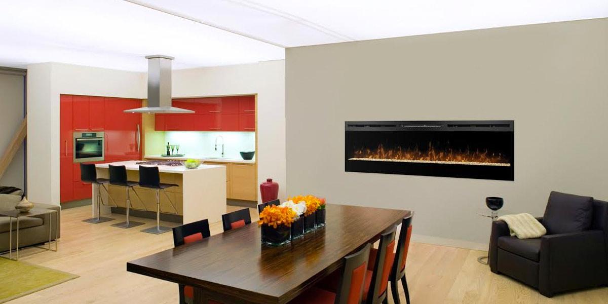 Galveston Electric Fireplaces