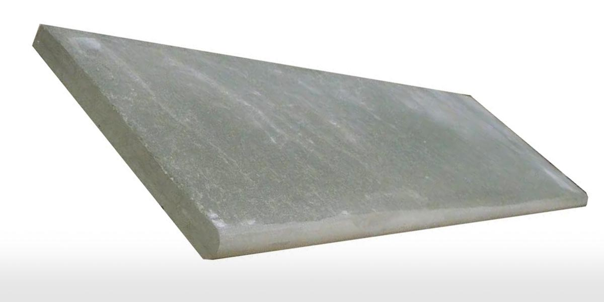 Imported Bullnose Coping rounded stone pool edging