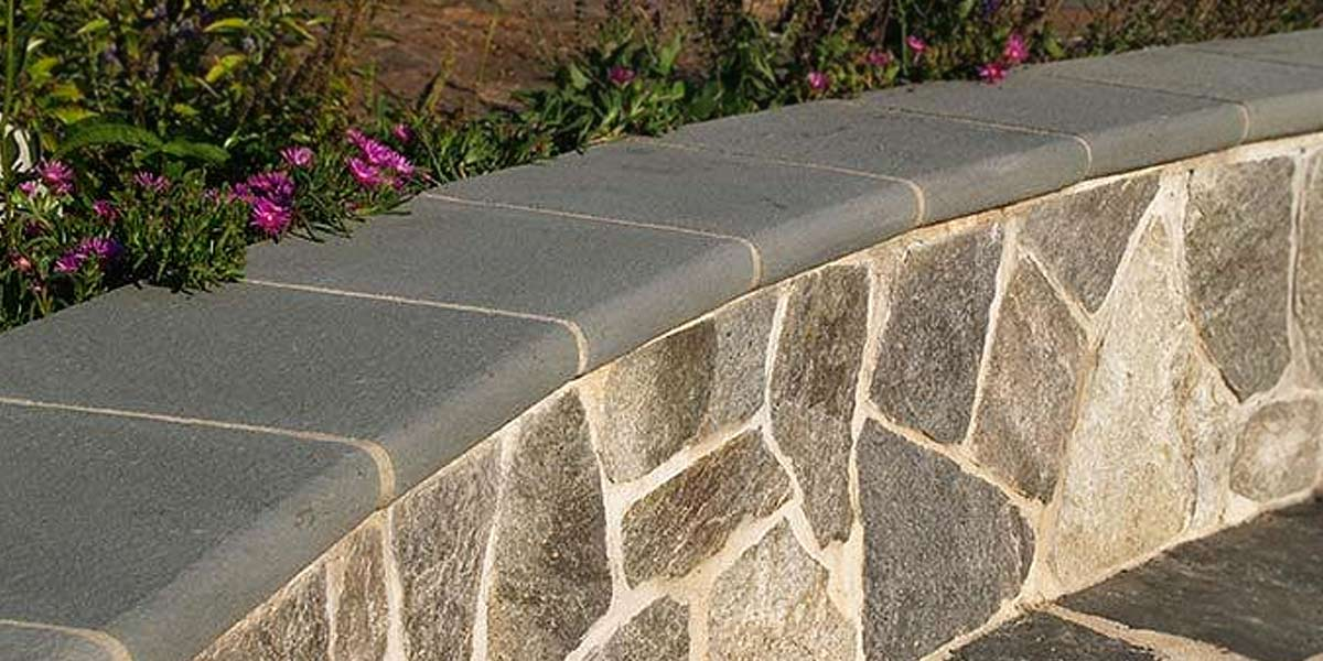 Imported Bullnose Coping coping wall