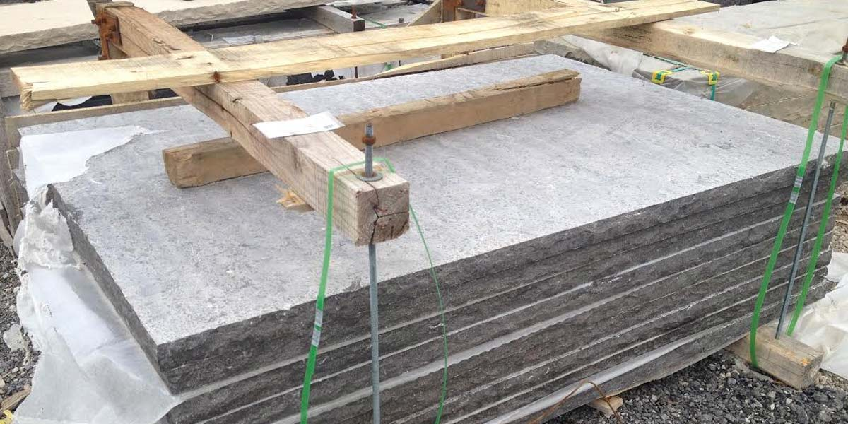 Imported Counter Tops/Jumbo Slabs countertops polished and stacked