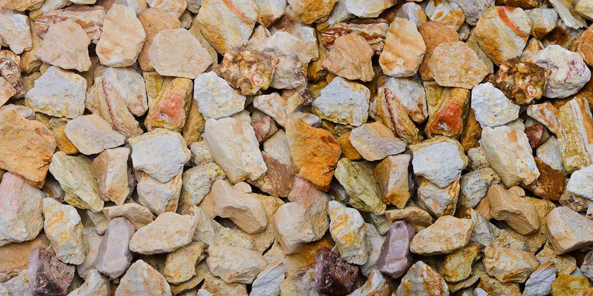 Indian sunset decorative stone creative landscape depot - Decorative stones online india ...