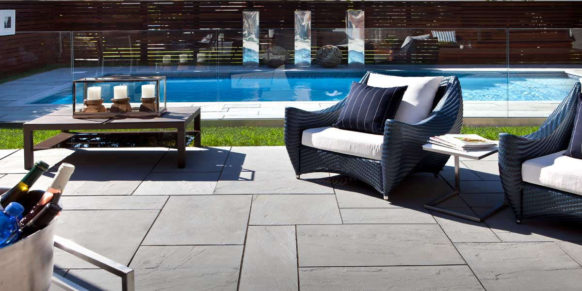 interlocking patio stone