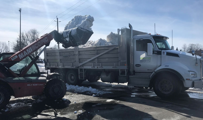 Logistics & Snow Relocation
