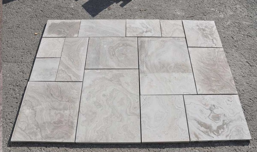 Square Cut Eramosa Sandblasted